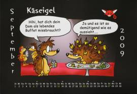 Kalender von Buntfuchs - Bild vergr��ern