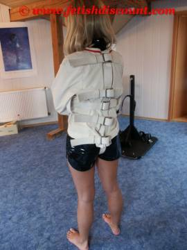 POSEY Zwangsjacke straitjacket Model 8118 - Bild vergrößern