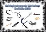 Peitschen-Workshop mit Lady Kira