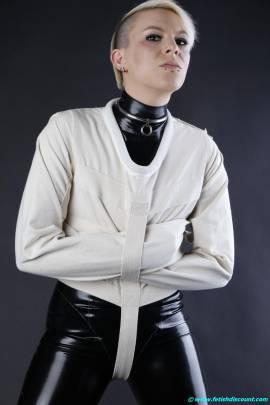 yesoP Zwangsjacke straitjacket