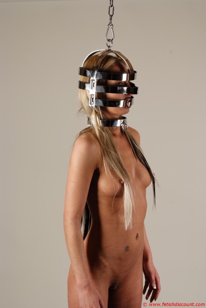 Kopfkäfig Heavy-Slave