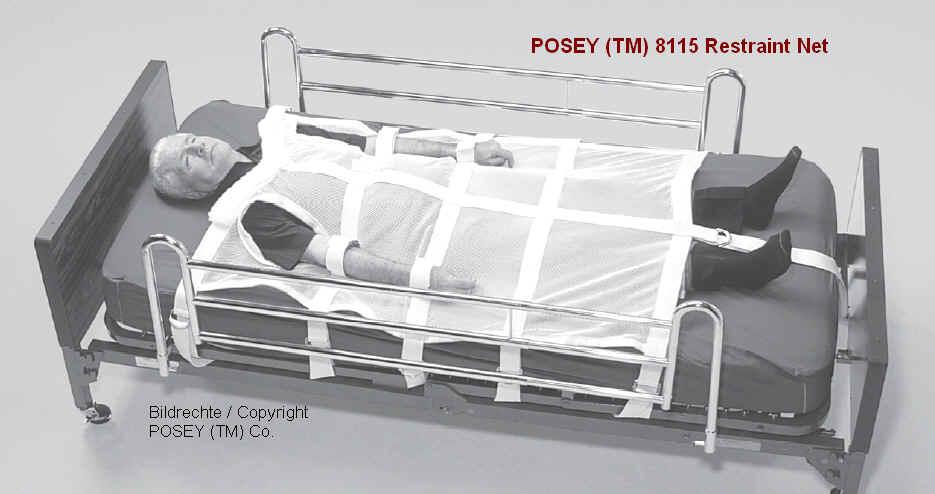 POSEY 8115 - Restraining Net