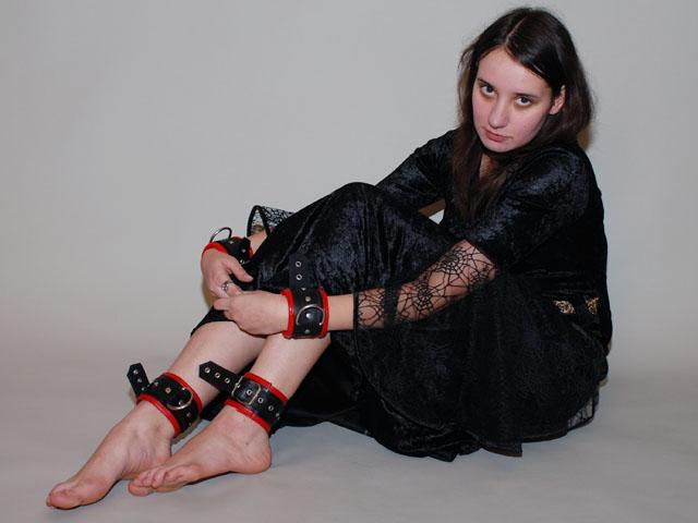 Fuß-Fesseln Deluxe