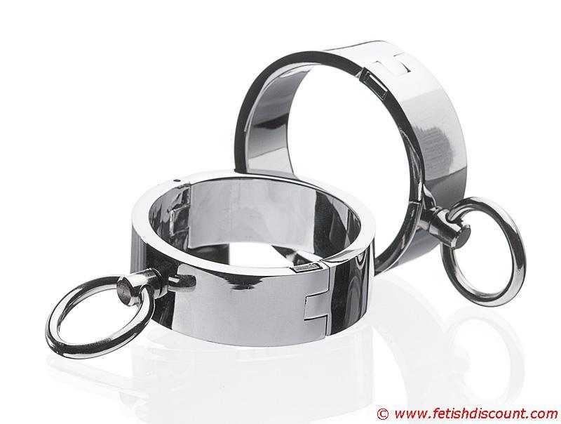 Stahl-Handfessel
